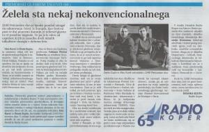 Primorskih novicah