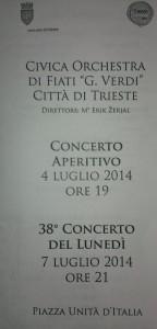 zari percussion duo concerto piazza unità